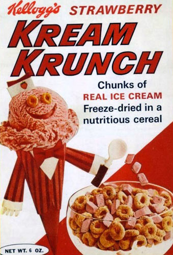 Strawberry Kream Krunch