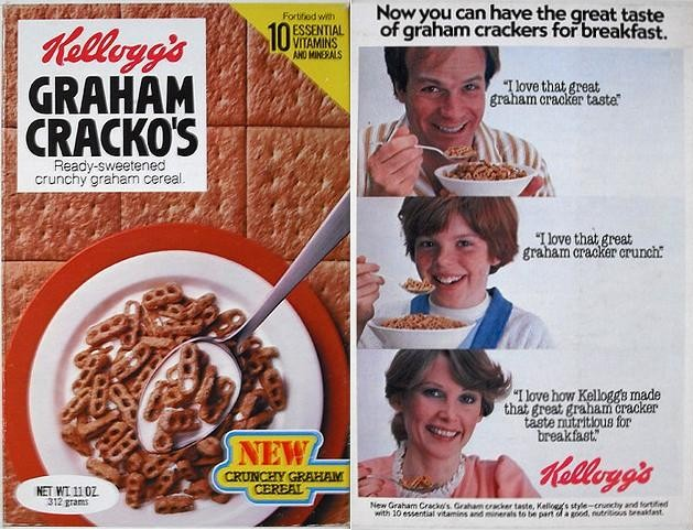 Early Graham Cracko's Box