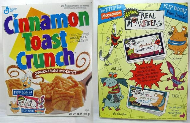 cinnamon toast crunch box - photo #16