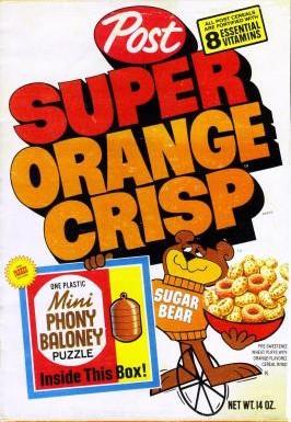 Super Orange Crisp Super Orange Crisp Phony Baloney