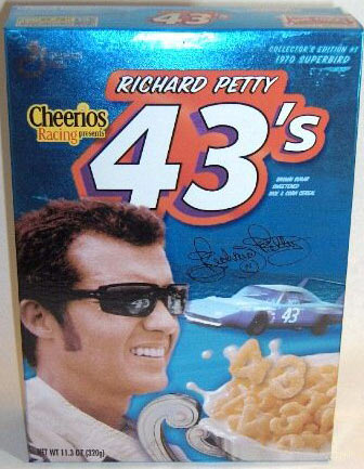 Richard Petty 43's Cereal