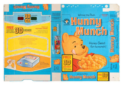 Hunny Munch 3D Viewer