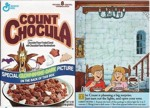 Count Chocula Glow-In-The-Dark Box