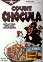 Count Chocula Box - Monster Stamp