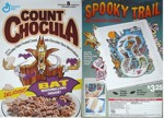 Count Chocula Spooky Trail Box