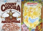 Count Chocula Bigfoot Box - Front & Back
