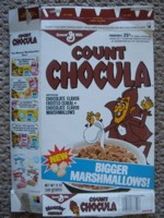 Count Chocula - New Bigger Marshmallows