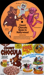 Count Chocula Goes To Hollywood
