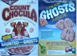 Count Chocula Haunted With Ghosts