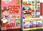 Crazy Cow TV Tic Tac Toe