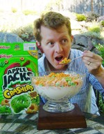 Apple Jacks Crashers & Ken Jennings