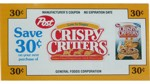 Crispy Critters Coupon