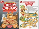 Crispy Critters Counting Game