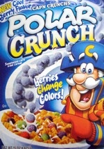 Polar Crunch Box - Front