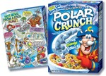 Polar Crunch Box Illustration