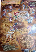 Keebler Cookie Crunch Box - Back