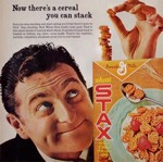 Wheat Stax Cereal Advertisement