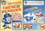 Crunch Berries Popping Ship Box