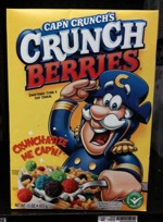 2010 Crunch Berries Box
