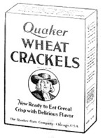Wheat Crackles Illustration