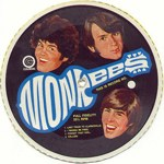 1970s Alpha-Bits Monkees Record