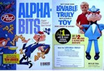 Alpha-Bits Loveable Truly Toy