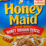 2007 Honey Maid Cereal Box