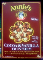 Cocoa And Vanilla Bunnies Cereal - Front
