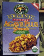 2009 Agave Plus Granola - Front