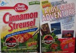Betty Crocker Cinnamon Streusel Box