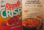 Honey Bran Ripple Crisp Box