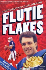 Flutie Flakes - Red