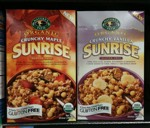 2011 Crunchy Sunrise Cereals
