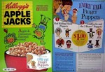 Apple Jacks Fairy Tale Finger Puppets