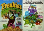 Freakies Comic Book Box