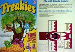 Freakies Airplane Box - Goody