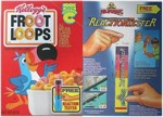 Froot Loops Reaction Tester