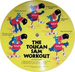 1983 Toucan Sam Workout Record