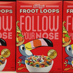 2013 Froot Loops Retro Edition Box