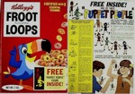 Froot Loops Puppet People Box