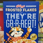 2013 Frosted Flakes Retro Edition Box
