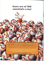 2002 Frosted Flakes Soccer Ad
