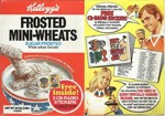 Frosted Mini-Wheats - CB Stickers
