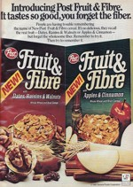 Introducing Fruit & Fibre Ad