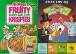 Fruity Marshmallow Krispies Magic Box