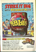 Fruity Pebbles Ad From 2000