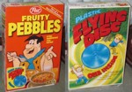 Fruity Pebbles Flying Disc Box