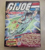 G.I. Joe Cereal On eBay