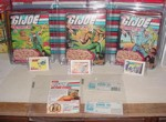 G.I. Joe Cereal Collection