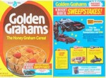 Golden Grahams Knight Rider